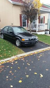 2001 BMW 3-Series Berline