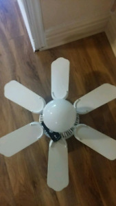 ceiling fan in New working condition