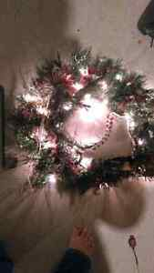 Christmas Wreath Cornwall Ontario image 1