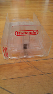 Nintendo and Sony game holders