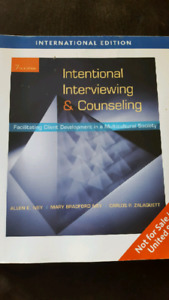 Intentional Interviewing & Counselling
