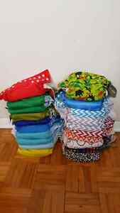 Pickapeck cloth diapers