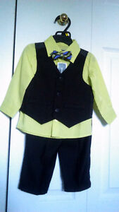 Toddler's Tux - Brand New