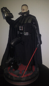 Sideshow Vader Deluxe 1/6 figure.