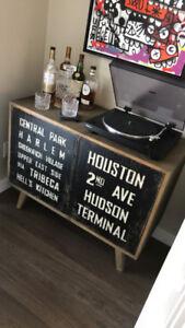 Urban Barn Sideboard Cabinet