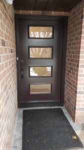 ENTRY DOORS, WINDOWS, PATIO DOORS, STEEL DOORS, FIBERGLASS DOORS
