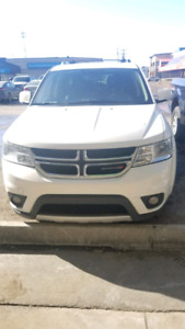 2012 Dodge Journey RT AWD SUV LOW KMS