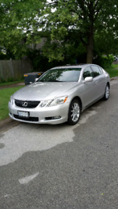 Lexus gs300 2006 awd Ultra premium package, accident free
