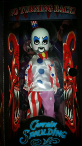 Living dead dolls captain Spaulding!