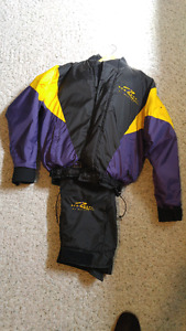 Womans Mustang Survival Searider Jacket and Pants size Medium