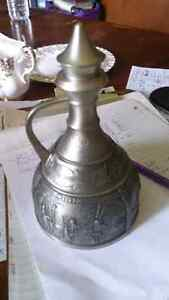 Pewter Decanter