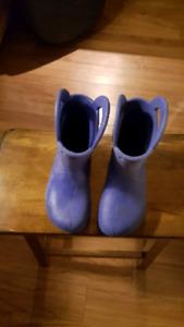 Crocs Rain Boots - Size 12