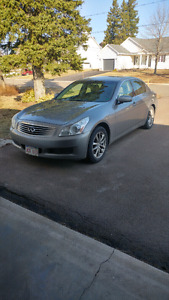2007 infiniti g35 for sale with extras