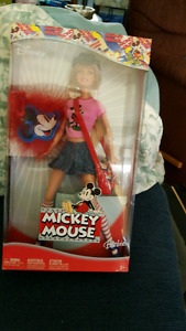 Mickey mouse Barbie
