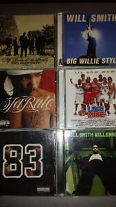 RAP / R&BCollection of 10 CD's
