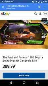 The fast and the furious model car Paul Walker St. John's Newfoundland image 3