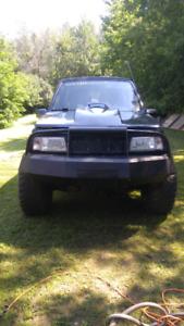 1992 Turbo Chevrolet Tracker!