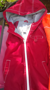 Spring / fall jackets sizes 4t -5t.