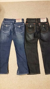 11 pairs of jeans