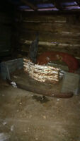 1951 chevy stepside used parts