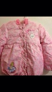 BRAND NEW CINDERELLA SNOWSUIT