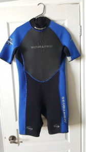 Scuba Wet Suit (ScubaPro Shorty) Large
