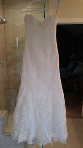 Wedding dress Maggie Sottero Eileen size 6