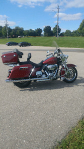 2009 Road King with low kms