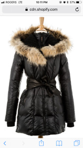Rudsak coat - small