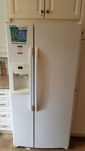 general electric Side by Side Refrigerators 23 cu ft