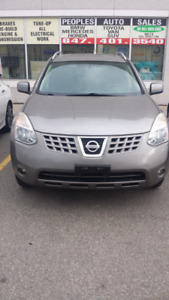2009 nissan. Rogue.s.L.automatic.finance available