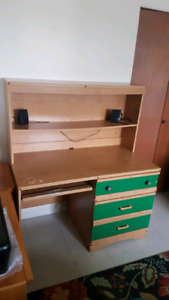 Computer desk for sale.