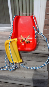 Fisher price baby outdoor swing