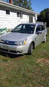 2009 Ford Focus Sel Sedan (possible trades)