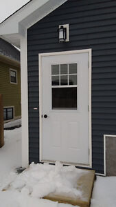 Available Immediately....Brand New 2 Bedroom Basement Apartment