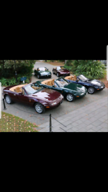 ●WE BUY Any MAZDA MX5 MK1 MK2 MK3 EUNOS MX-5 ROADSTER ••WANTED ••