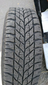 GOODYEAR ULTRA GRIP WINTER (CLOUTABLE)  195 / 70 R14