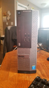 Dell SFF 3020 (i3,6gb ram,250gb hd)
