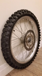 """**Brand New Tire/ Front 21"""" Excel Rim**"""