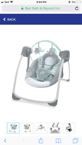 Baby Swing / Vibrating Chair unopened