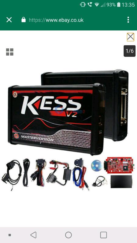 Kess v2 obd2 ecu car+ remap software   in Brough, East Yorkshire   Gumtree