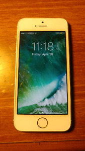 Mint Silver Iphone Se