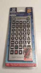 Giant Universal TV Remote