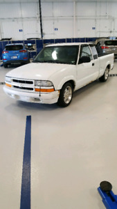 Chevrolet s10 xtreme edition 2000
