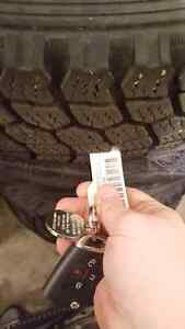 Winter Tires w/covers $250 obo 245/70/R16