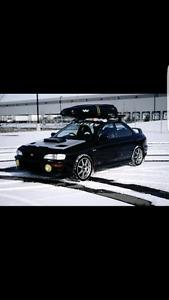 Subaru Wrx  Jdm Gc8 1998