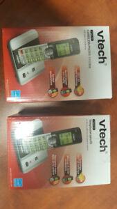 Cordless Telephone Vtech CS6519
