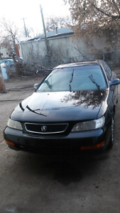 1999 Acura, 2.3L, CL, Fully Loaded@$2300-Reduced
