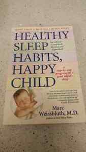 Baby sleep book