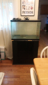 51 gallon tank and stand$200 firm